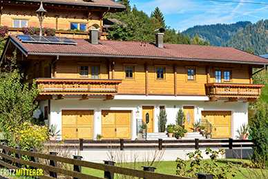 Apartments Mitterer in Waidring / Tyrol - vacation rentals for up to 6 people